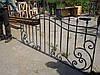 Забор кованый (своя кузня) арт. зк. 38