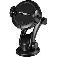 Держатель в авто Gelius Pro Wally Automatic WG-01 15W Wireless Charger