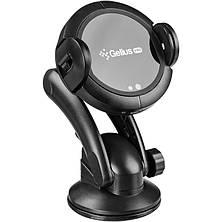 Держатель в авто Gelius Pro Wally Automatic WG-01 15W Wireless Charger, фото 3