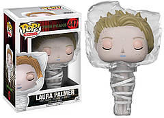 Фигурка Funko Pop Фанко Поп Лора Палмер Твин Пикс TELEVISION: Twin Peaks - Laura In Plastic Wrap Serial S  TP4