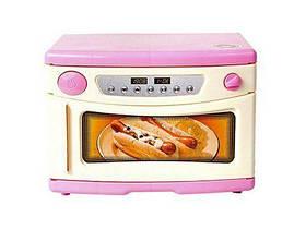"""Кухонный набор """"Микроволновая печь и посудка""""  scs"""