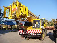 Аренда автокрана 70 тонн для монтажных  работ по Украине