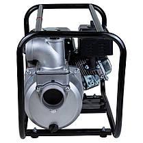 Мотопомпа 6.5л.с. Hmax 30м Qmax 65м³/ч (4-ех тактный) AQUATICA (772532), фото 2