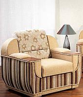 Кресло мягкое Ричард Люкс (деревянный каркас)