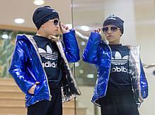 Детский спортивный костюм-тройка с шапкой, фото 3