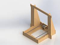 Корпус 3D принтер Graber i3 Украине, фото 1