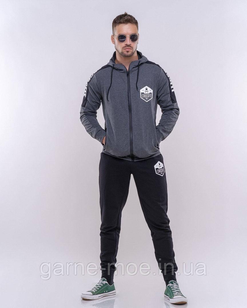 РУ11224 Мужской  спортивный костюм CROSSFIT