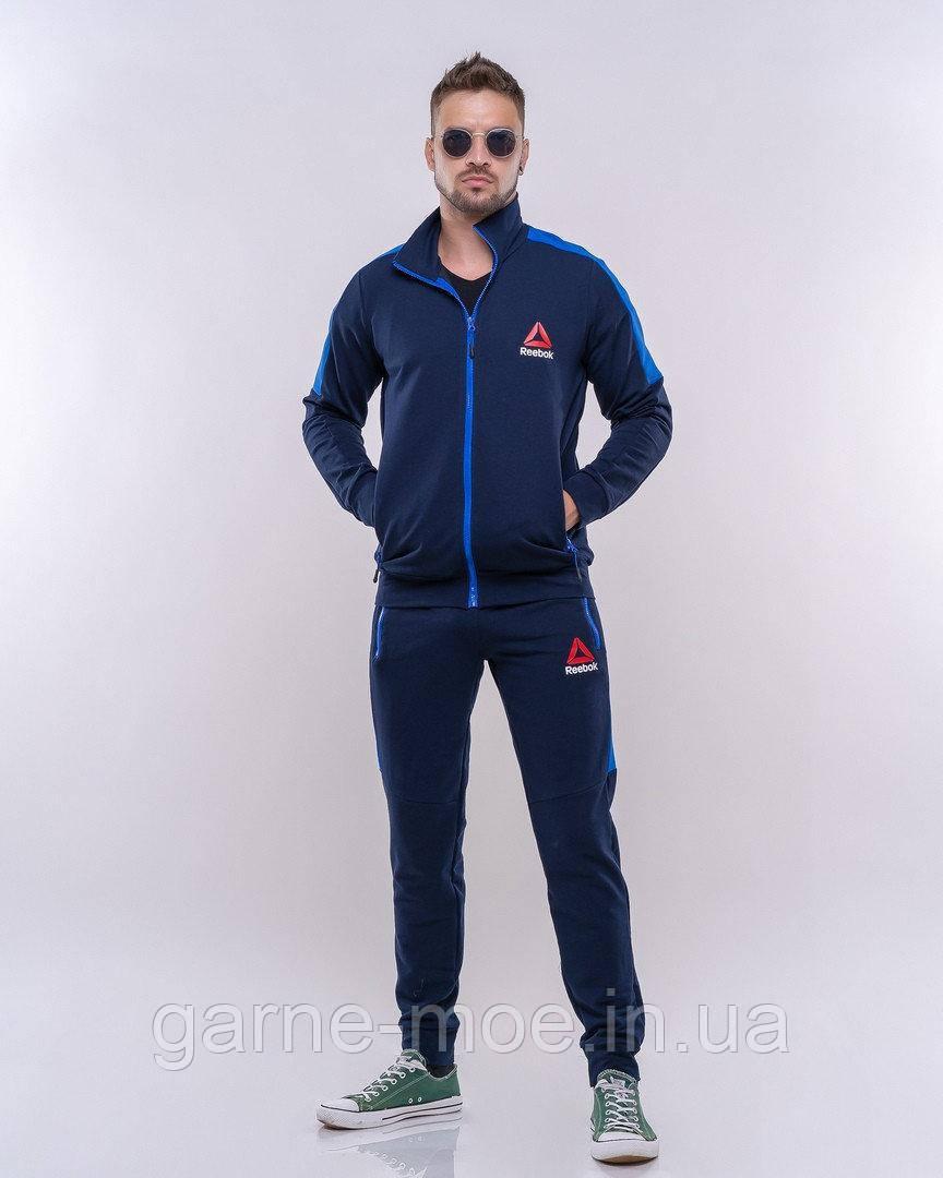 РУ11222 Мужской  спортивный костюм REEBOK