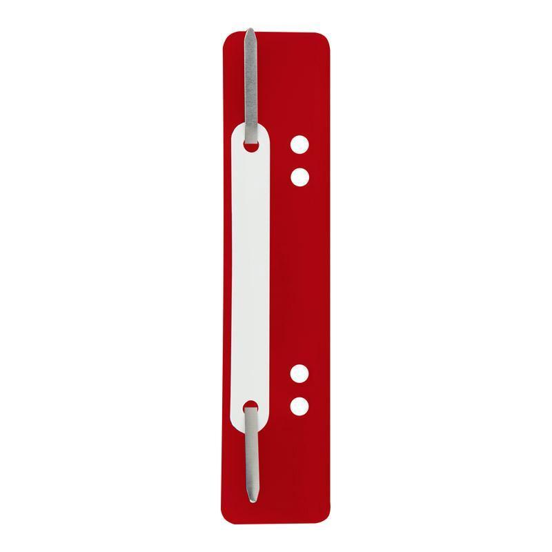 Скоросшиватель пластиковый Axent Mini красный 25 шт