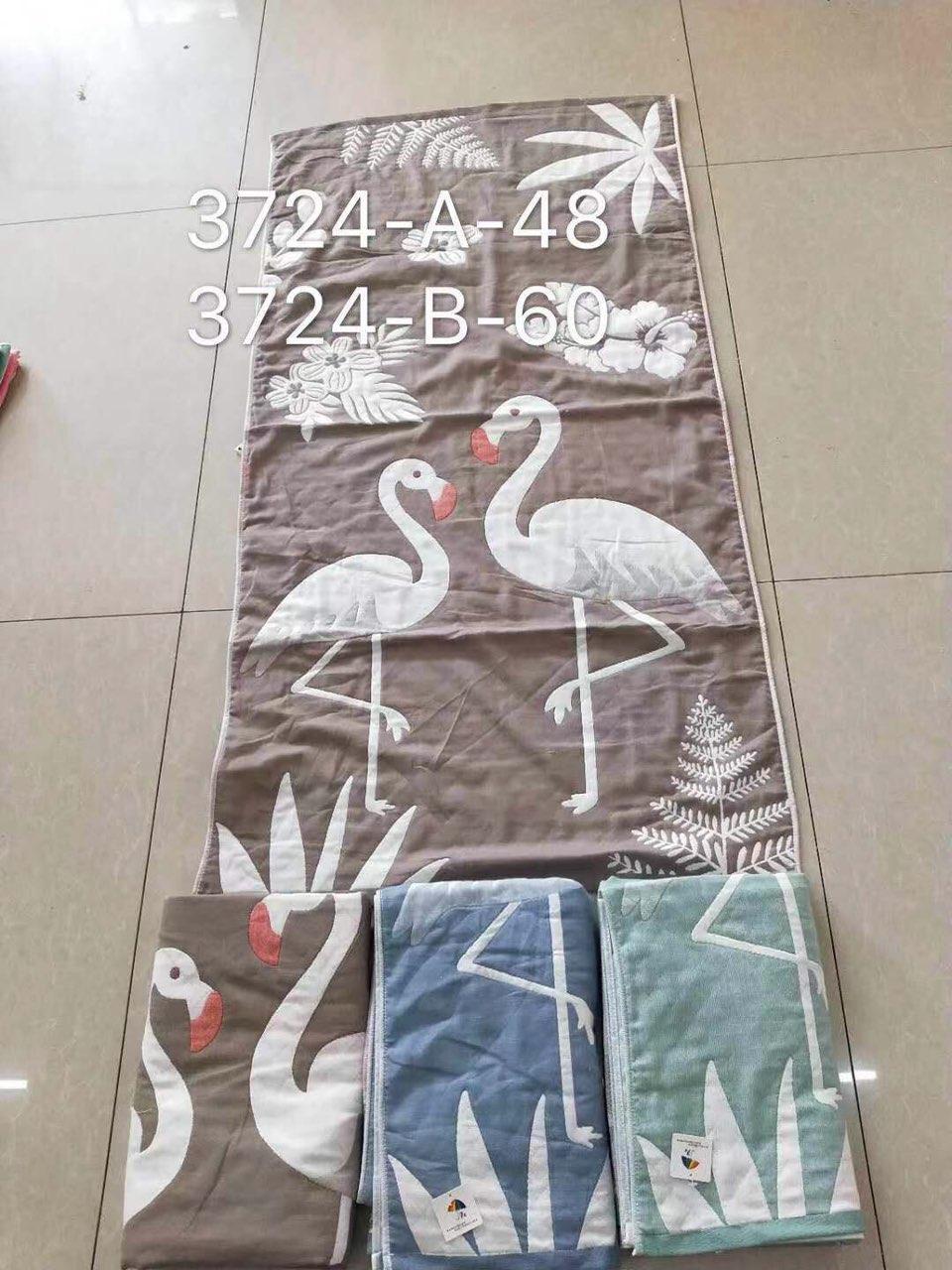 Полотенце кухня Лён стеганый Р.р 35*70 см