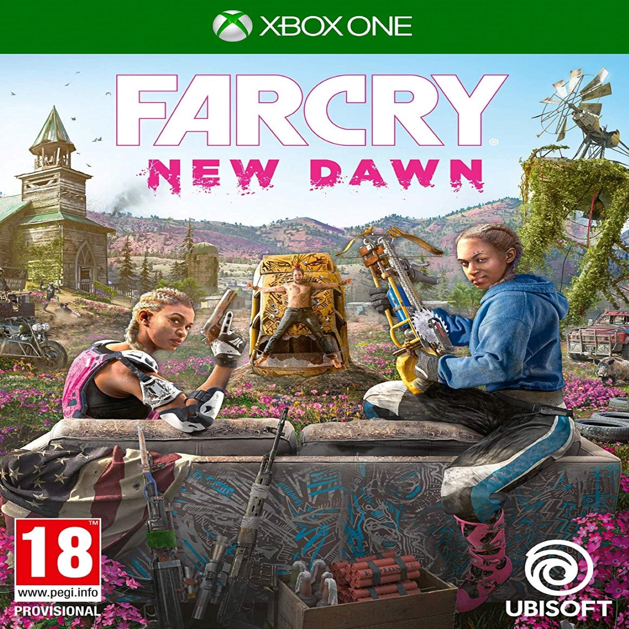Far Cry New Dawn Xbox One RUS