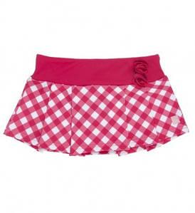 Детская пляжная юбка для девочки