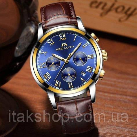 Мужские наручные часы MegaLith Intro, фото 2