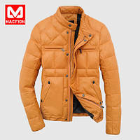 Macfion / Майк Feehan мужская кожзам куртка пуховик 4 цвета