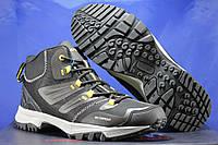 Зимние мужские высокие непромокаемые кроссовки, ботинки BONA мембрана 46 размер