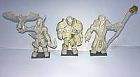 Фигурки Mega Bloks Варкрафт сет Герои Штормграда World of Warcraft Set Stormwind Hero 13 см BL WOW SH