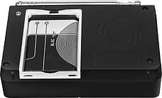 Портативний радіоприймач ECG R 155 U Блакитний, фото 2