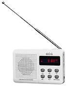 Портативний радіоприймач ECG R 155 U Білий