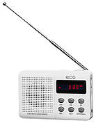 Портативный радиоприемник ECG R 155 U Белый