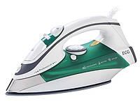 Праска ECG NZ 268 2000 Вт Білий/ Зелений