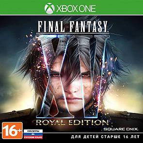 Final Fantasy XV  Royal Edition SUB XBOX ONE