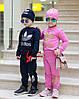 Детский спортивный костюм-тройка с шапкой, фото 6