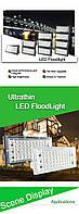 LED  Прожектор MRY-TGD-50W 6100K IP65, фото 10