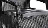 Комплект садовой мебели Curver Corfu Duo, фото 3