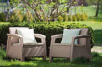 Комплект садовой мебели Curver Corfu Duo, фото 1