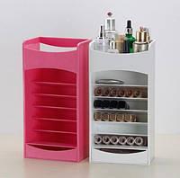 Вертикальный органайзер для косметики Cosmake Lipstick Nail Polish Organizer R187046
