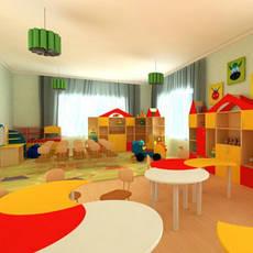 Мебель для дошкольных учреждений, общее