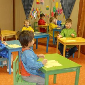 столы для детских садов