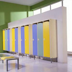шкафы и стеллажи для детских садов
