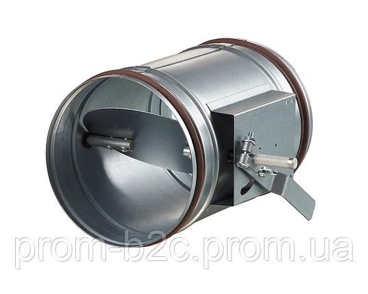 Дроссель-клапан Вентс КР 125, фото 2