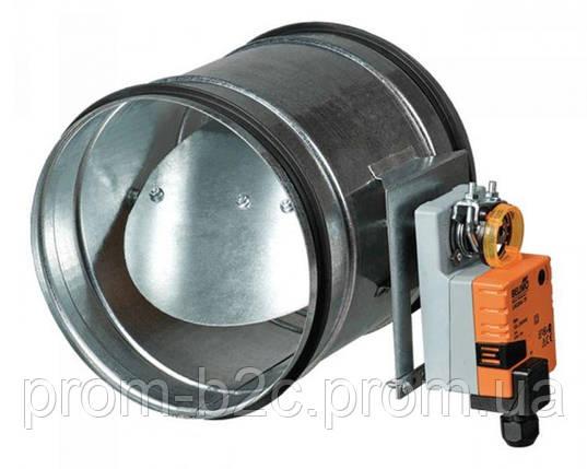 Дроссель-клапан Вентс КРА 100, фото 2