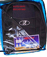 Чехлы Лада Lada 2111-2112 1998- sedan COPER Nika модельные чехлы