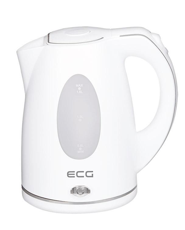Электрочайник ECG RK 1550 1.5 л Белый матовый