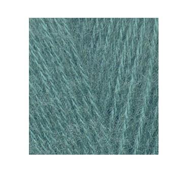 ANGORA GOLD 164 лазурный - 20% шерсть, 80% акрил