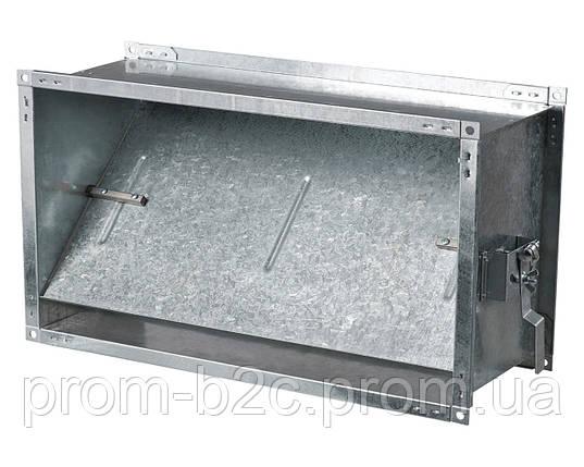 Дроссель-клапан Вентс КР 600х300, фото 2