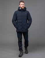 Зимняя куртка мужская синяя Tiger Force