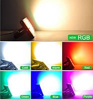 Прожектор LED  MRY-TGD-50W RGB IP65, фото 9