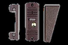 Вызывная панель SEVEN CP-7506 Copper, фото 3