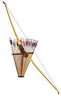 Сувенирный лук со стрелами 150Х70 см