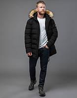 Куртка зимняя черная Tiger Force