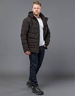 Зимняя куртка мужская кофе Tiger Force
