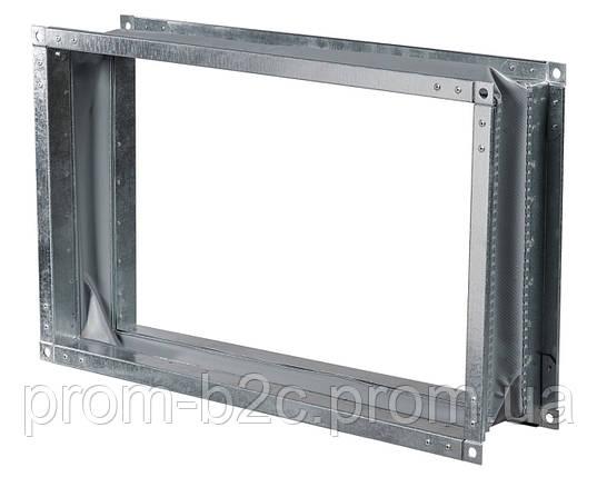 Гибкая вставка Вентс ВВГ 800х500, фото 2