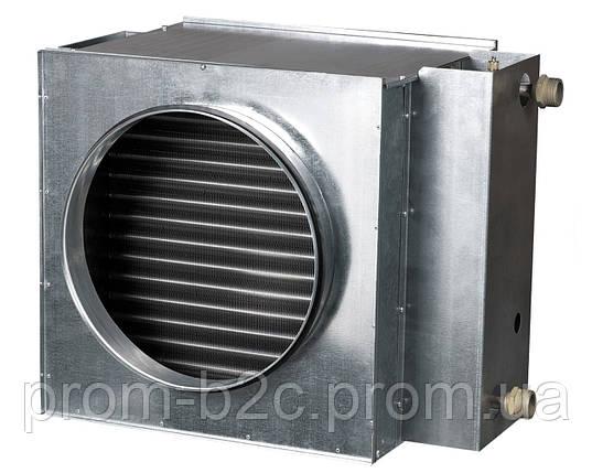 Водяной нагреватель НКВ 125-4, фото 2