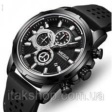 Мужские наручные часы Jedir Saturn Black, фото 2