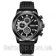Мужские наручные часы Jedir Saturn Black, фото 3