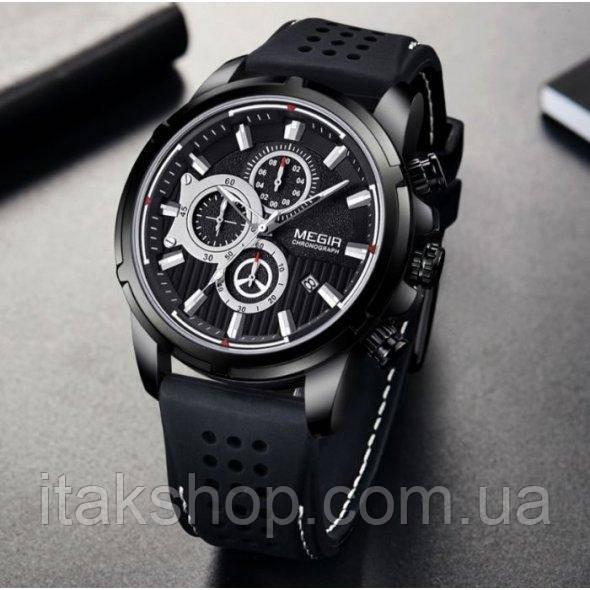 Мужские наручные часы Jedir Saturn Black